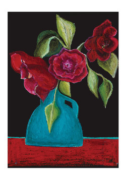 'Madeleine's Flea Market Vase'