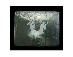 'Rose & Delilah in the Night Garden'