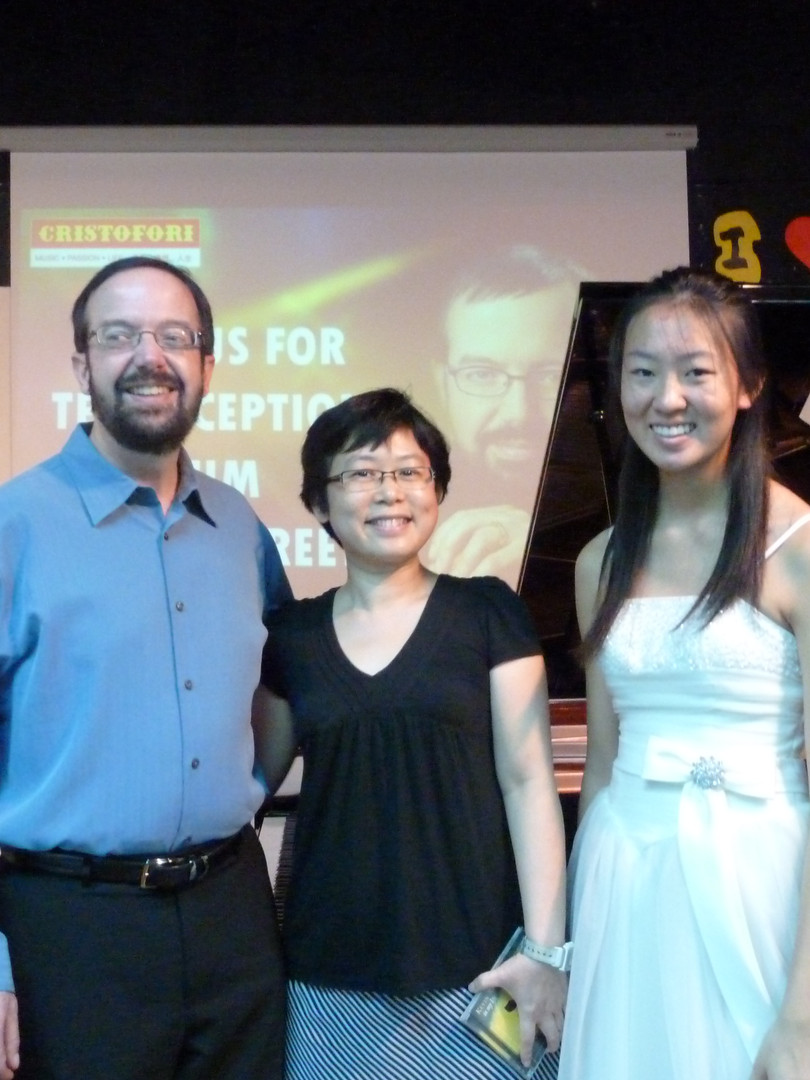 Kevin Kern Piano Competition 2012