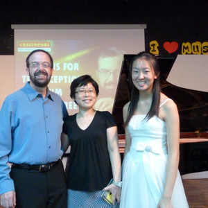 Kevin Kern Piano Competition 2010