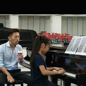 Masterclass 2019 with Professor & Pianist Chun-Chieh Yen at the National Taiwan Normal University in Taipei