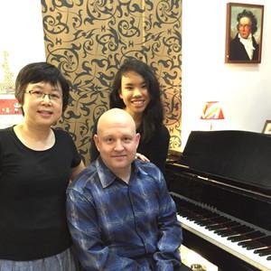 Masterclass 2016 with Dr.Steven Spooner, Concert Artist & Professor at Peabody