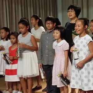 Colors In My Piano Students' Recital 2016 @Forte Music Hall