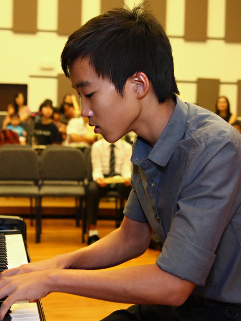 Students' Recital @YST 2012