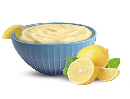 Zesty Lemon Pudding