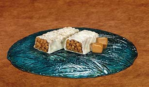 Vanilla Caramel Crunch Bar
