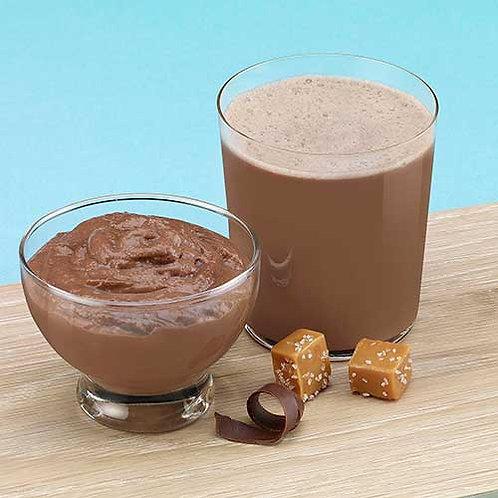 Chocolate Salt Caramel Beverage