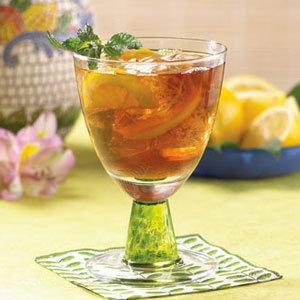 Fiber Iced Tea