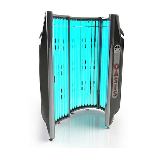 Solar Storm 48ST Stand-Up Commercial Tanning Bed