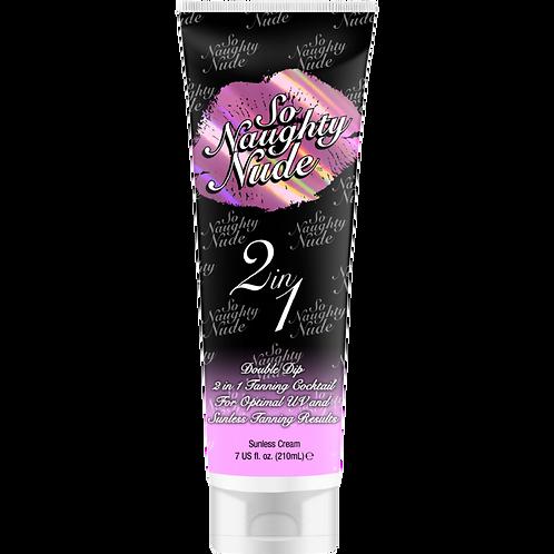 So Naughty Nude 2 in 1 6.78oz