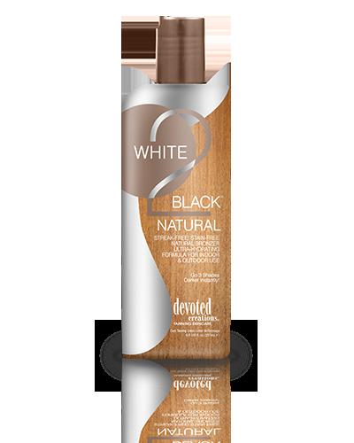 White 2 Black: Natural Bronzer 8.5oz