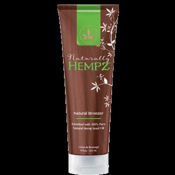 Naturally Hempz Natural Bronzer 9oz