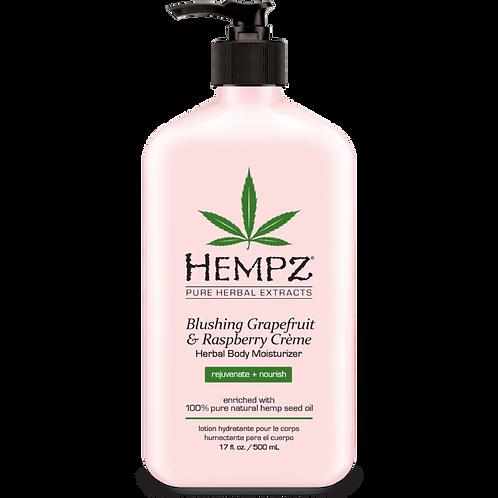 Hempz Blushing Grapefruit & Raspberry Creme 17oz