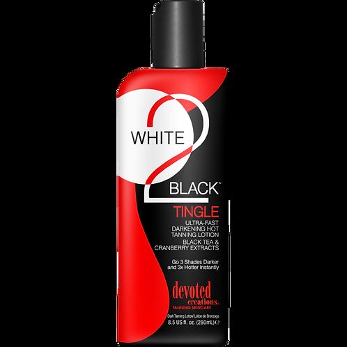 White 2 Black Tingle 8.5oz