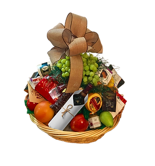 Gift fruit basket