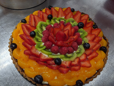 Fruit Flower