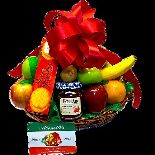 Fruit & Jam Basket