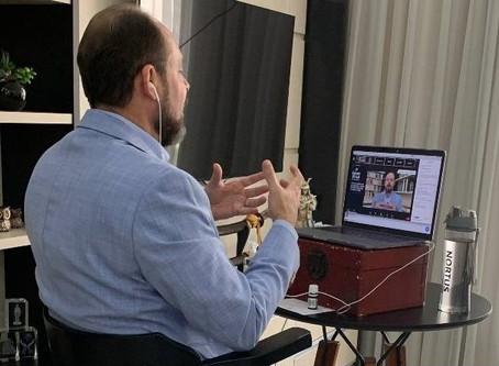 Novas oportunidades de cursos com Gilberto de Souza