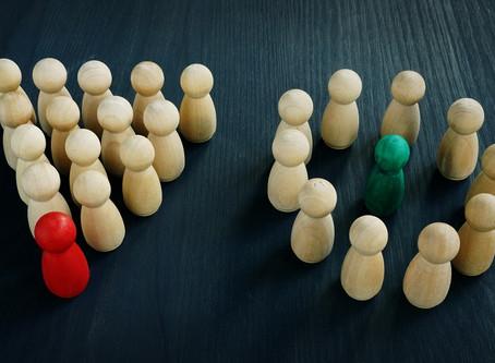 A estrutura organizacional como aliada de desenvolvimento pessoal