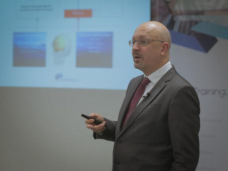 Instrutor internacional da Nortus assume direção da cátedra na AMS, na Bélgica