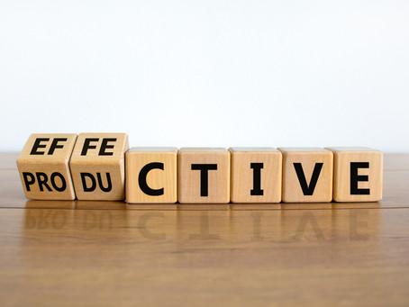 Como aumentar a produtividade no ambiente de trabalho