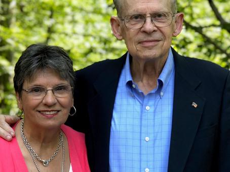 Walt and Carol Pilcher