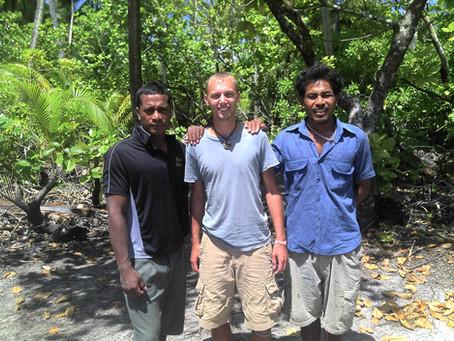 Journey to Kuma, Kiribati