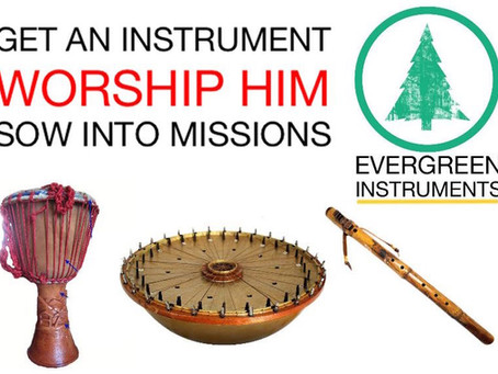 Instruments for Missions