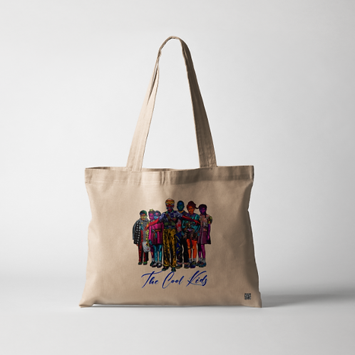 The Cool Kids Tote Bags