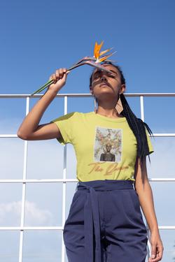 The Queen Short Sleeve Unisex T-Shir