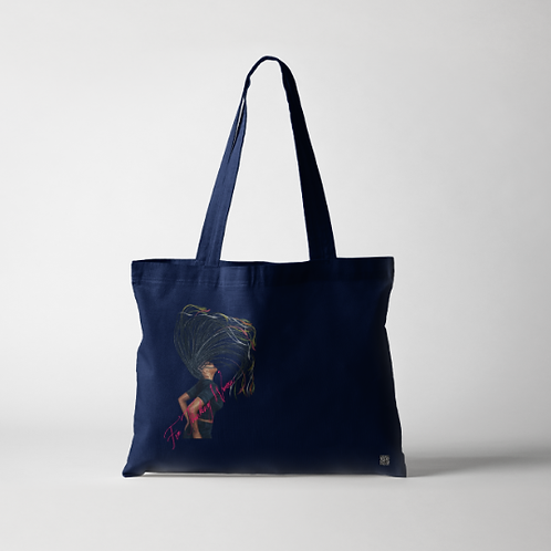 Free Thinking Woman Tote Bags
