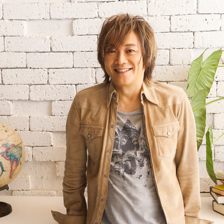 影山ヒロノブさん参戦!グランフォンドKOMOROスペシャルゲストライダー決定!