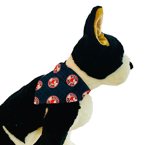 Boston Red Sox Over-the-Collar Dog Bandana