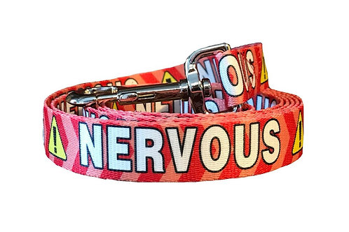Nervous Dog Dog Leash