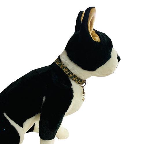 Camo Adjustable Dog Collar