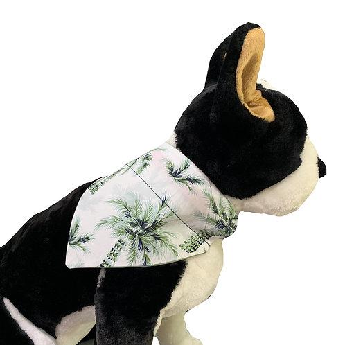 Breezy Palms Over-the-Collar Dog Bandana