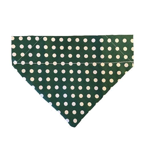 St. Patrick's Day Over-the-Collar Dog Bandana