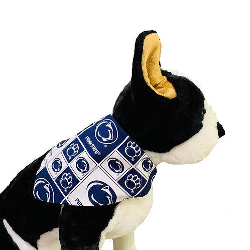 Penn State Over-the-Collar Dog Bandana