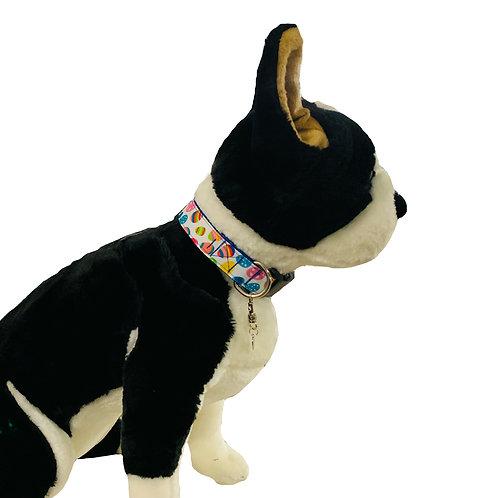 Easter Egg Adjustable Dog Collar