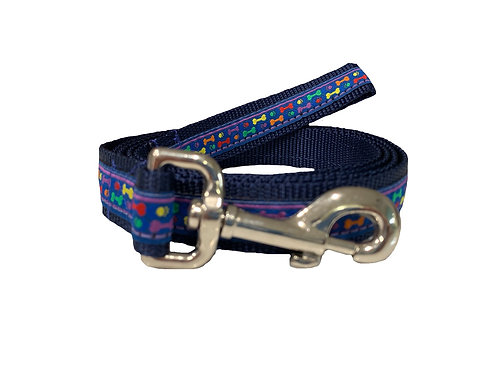 Rainbow Paws Dog Leash