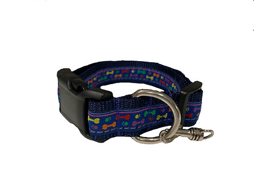 Rainbow Paws Adjustable Dog Collar