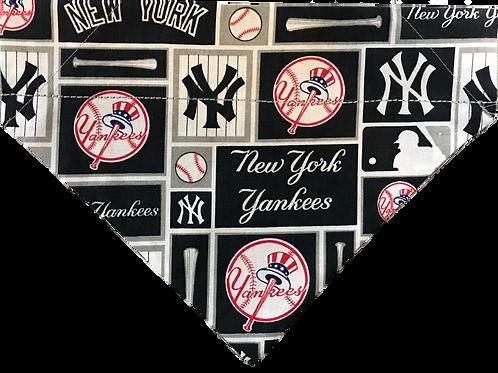 New York Yankees Over-the-Collar Dog Bandana