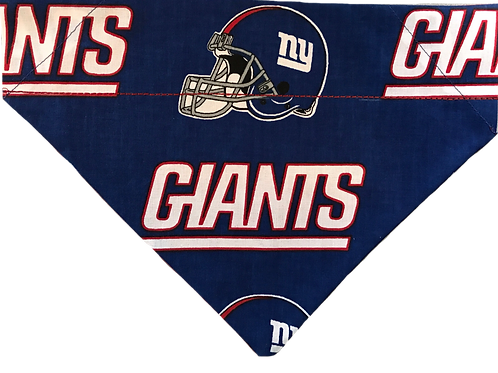 copy of New England Patriots Retro Over-the-Collar Dog Bandana, Reversible