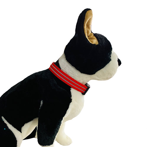 Reflective Dog Adjustable Dog Collar