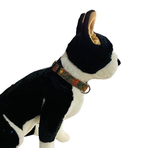 Real Camo Adjustable Dog Collar