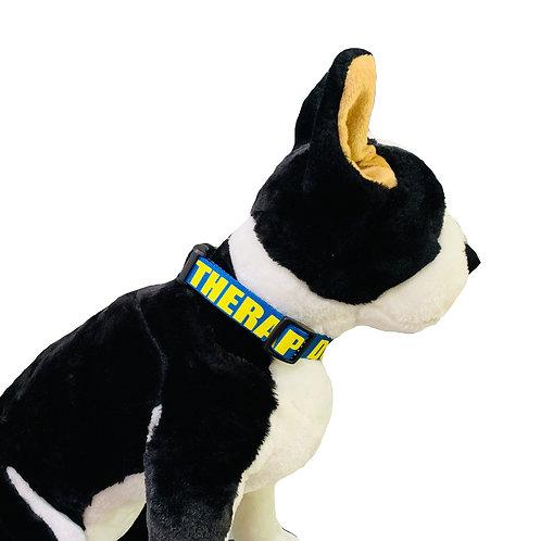 Therapy Dog Adjustable Dog Collar