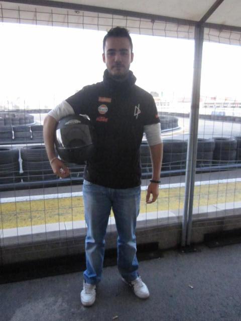 Paddock GP 2 - Sedano
