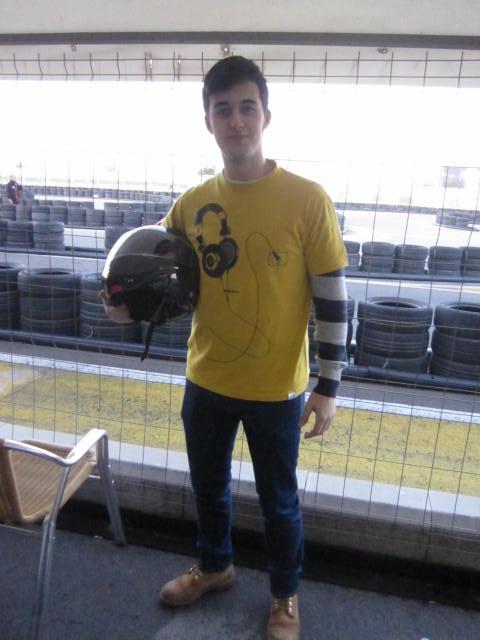 Paddock GP 2 - Pérez