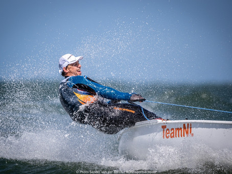 BLOG 2 (ENG): For the Finn, the European and World Championships are still on