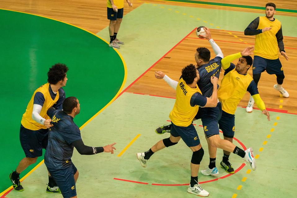 Seleção Brasileira de Handebol
